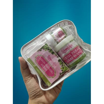 Ummialya: Set Mini A | Labor Room Kit (Free Zip Bag)