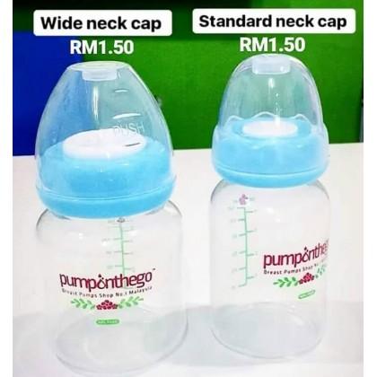 Pump On The Go Breast Milk Storage Bottle 5oz (Wide Neck)