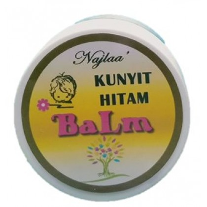 Najlaa Balm Kunyit Hitam (20g)