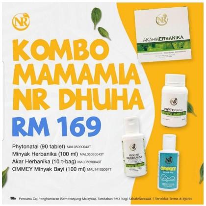 NONA ROGUY KOMBO MAMAMIA NR DHUHA (FREE GIFT - Tuam Bayi)